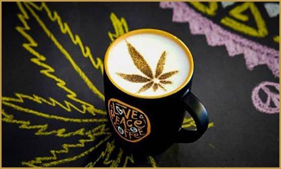 Ассоциация кофе и конопли