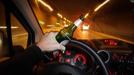 ganja, alkohol, mengemudi