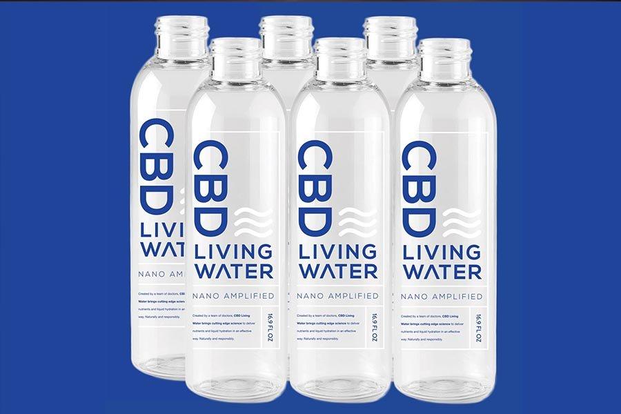 Nước thuốc giàu CBD