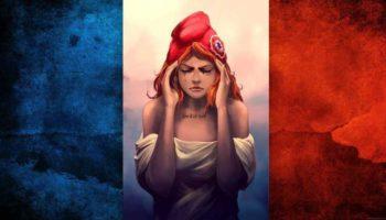 Legalisering i Frankrig