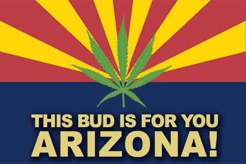 Arizona, bệnh nhân sẽ có thể trồng cần sa?