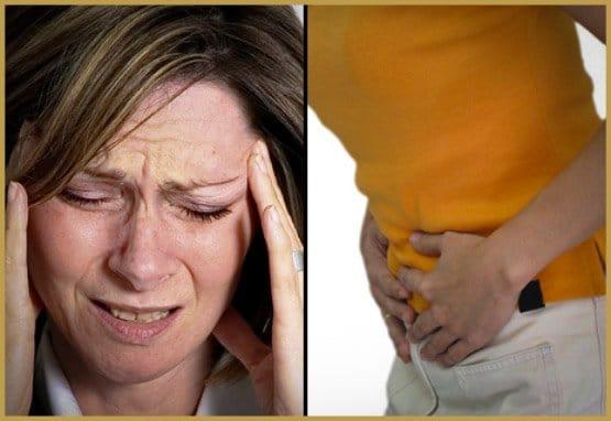 fibromialgia-s11-foto-di-mal di testa-e-addominale-pain-sintomi