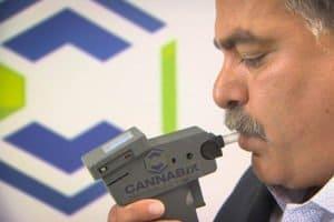 Dépistage du THC chez Cannabix Technologies
