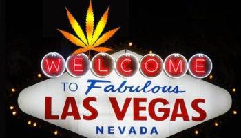 Le Nevada & son Las Vegas, légalisent la marijuana
