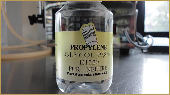 e-liquid-propylene glycol vegetal
