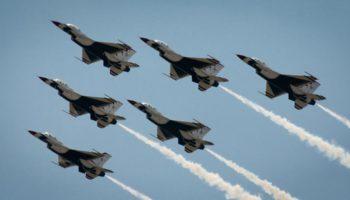 Không quân Mỹ không còn loại người tiêu dùng