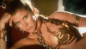 Принцесса Звездных войн присоединяется к Hollyweed