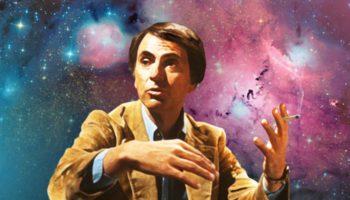 Carl Sagan theoretisi the cannabis