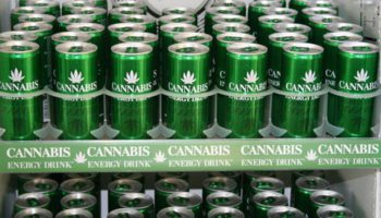 La Cannabis Energy Drink