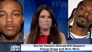 Fox News mong cái chết của Snoop Dogg và Bow Wow