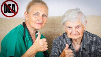 Рассекречение каннабиса против болезни Альцгеймера