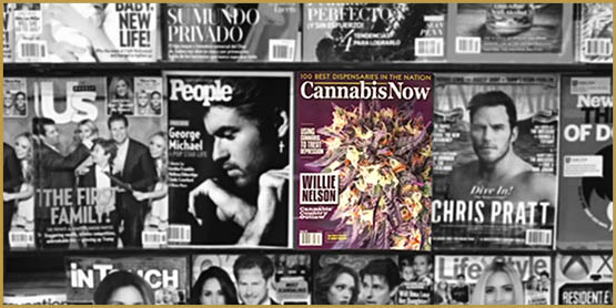 Cannabis Now, revista Cannabis