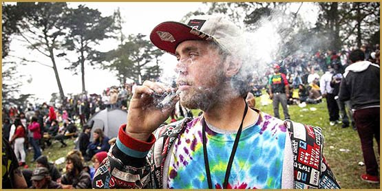 History and origins of 420