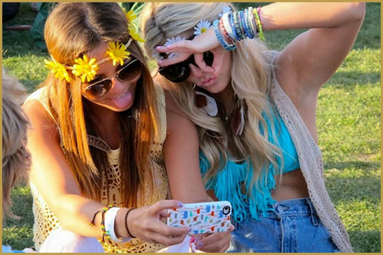 Coachella, Hipsters, Millennials, festival