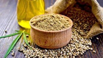 Benefits of hemp protein powder