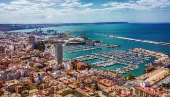 Испания, Европейский дорожный сад