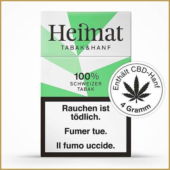 Thuốc lá hợp pháp Thụy Sĩ giàu CBD