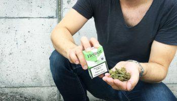 Zwitserse legale sigaretten rijk aan CBD
