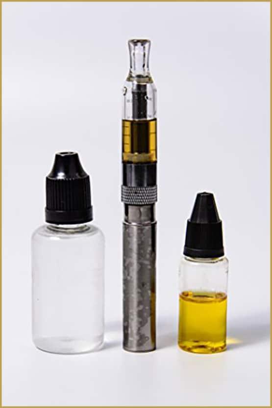 e chất lỏng, dầu CBD