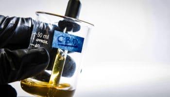 Одна треть продуктов каннабидиола точно маркируется