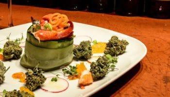 Cannabis gourmet: les secrets de la cuisine verte