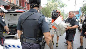 Колишні працівники поліції займаються бізнесом з канабісом