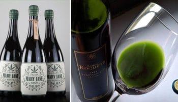 Le vin au cannabis possède une caractéristique unique