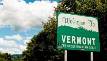 Вермонт: Держава 9th для легалізації