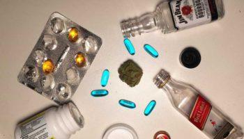 Baisse de la consommation de médicaments et d'alcool dans les états américains ayant légalisés
