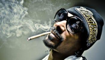 El panteón de fumadores para Snoop Dogg y Seth Rogen