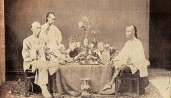 L'Histoire du Cannabis, Chapitre 1: la Chine