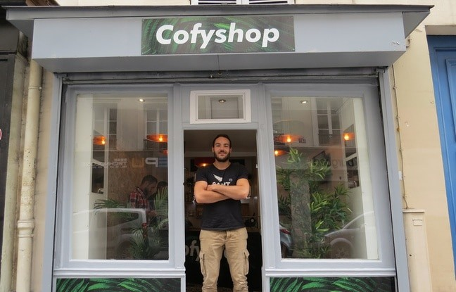 "France and Luxembourg, new Eldorado coffee shops cannabis ""light""?"