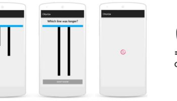 Otorize, the app that tests motor skills after eating