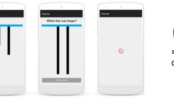 Otorize, l'application qui teste la motricité après avoir consommé