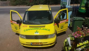 Cannambulance: la ambulancia del cannabis.