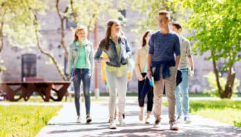 forbruger, Californien, studerende