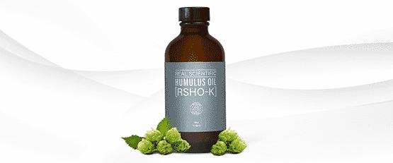 houblon,huile RSHO