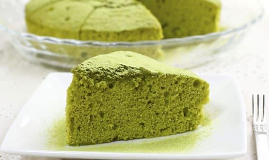 space cake eenvoudig recept