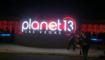 supermarkt, planet 13, Las Vegas, recreatiecomplex, grote apotheek