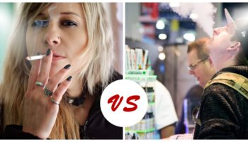 Røget, farmakokinetik, THC fordampning