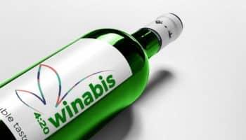 Winabis, cbd wine, wine