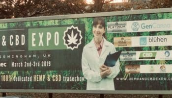 exhibition, legal cannabis, hemp, Birmingham NEC