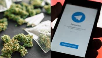 Cyber og Lahav 433, narkotikahandel, telegrass