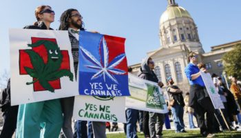 Legalize, Брайан Кемп, Джорджия