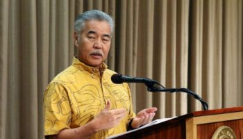 afkriminalisere, David Ige, Hawaii