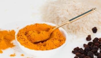 turmeric, food supplement