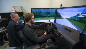 conducción, pruebas de sobriedad en el campo