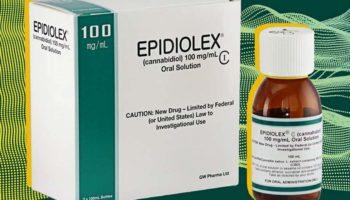 Bourneville tubereuze sclerose, Epidiolex