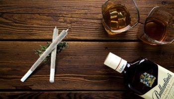 alkohol cannabis