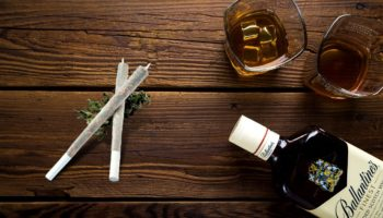 alcool cannabis